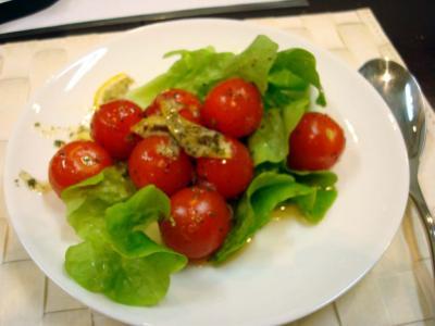 【トマトのマリナーレ】