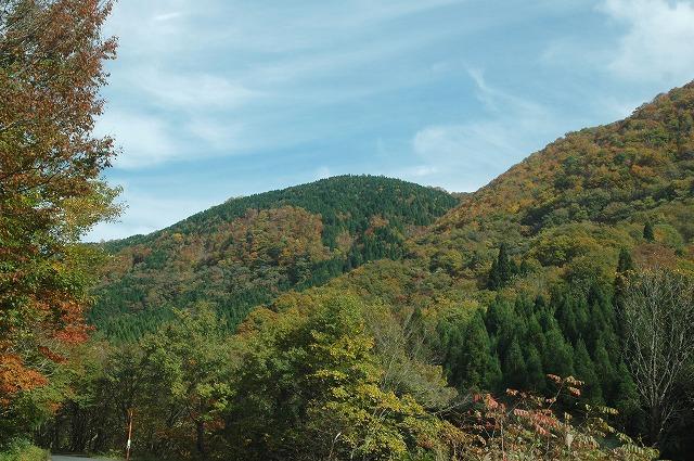 岩井滝付近1