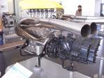 380のエンジン