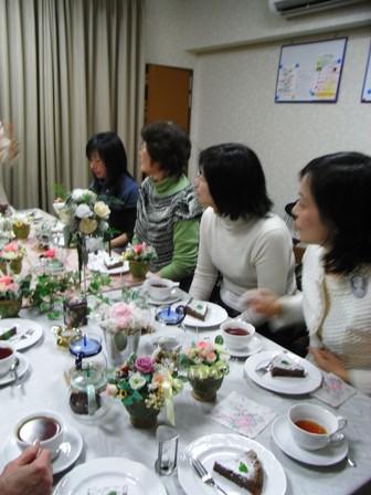 紅茶の会1