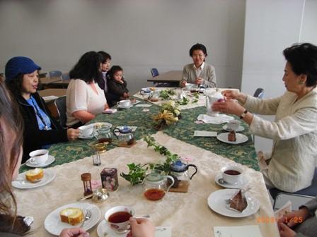 生協の紅茶教室2