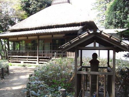 徳富蘆花の家1