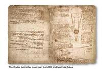 あのレオナルド・ダヴィンチの手稿(ノート)。これがなかったら、いまの生活はなかったかもしれない、鬼凄いアイデアの宝庫。