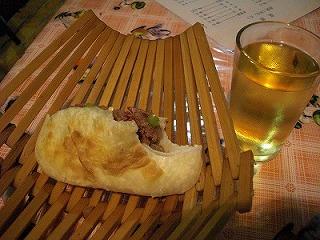 ロバ肉の餅