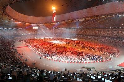オリンピック開幕式