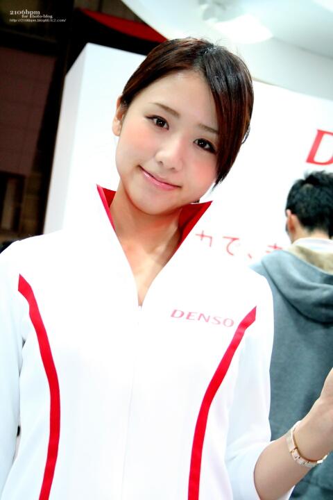 小林玉枝 / DENSO -TOKYO MOTOR SHOW 2011-