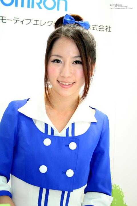 Peggy(ペギー) / OMRON -TOKYO MOTOR SHOW 2011-