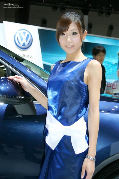 佐々木優 / Volkswagen -TOKYO MOTOR SHOW 2011-