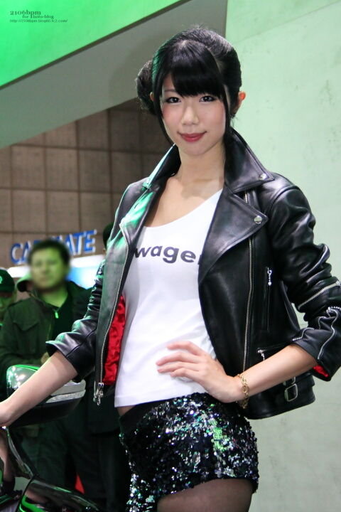 宇佐美あおい / Volkswagen -TOKYO MOTOR SHOW 2011-