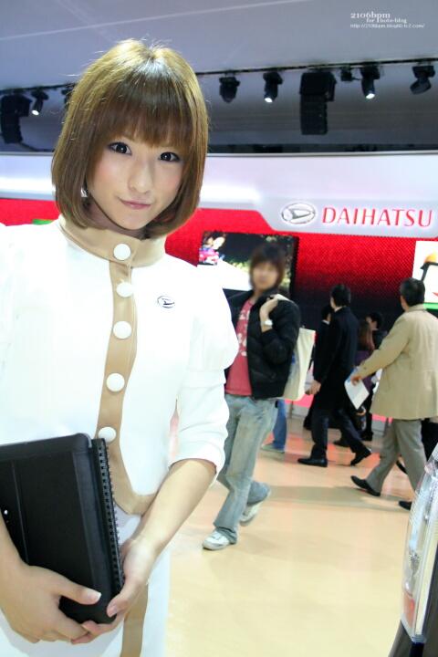 七海マキ / DAIHATSU -TOKYO MOTOR SHOW 2011-