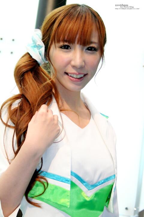 美咲由花 / 興和テムザック -TOKYO MOTOR SHOW 2011-
