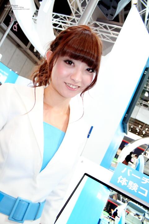 鈴木亜紀菜 / NTN -TOKYO MOTOR SHOW 2011-