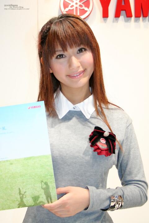 日野礼香 / YAMAHA -TOKYO MOTOR SHOW 2011-