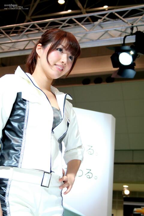 YUNA / TORAY -TOKYO MOTOR SHOW 2011-