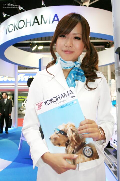 高橋利江 / YOKOHAMA -TOKYO MOTOR SHOW 2011-