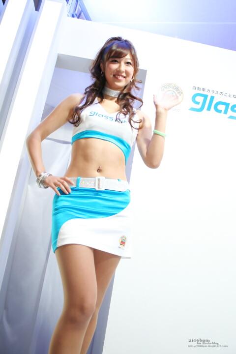日向かおり / glasspit stage -TOKYO AUTO SALON 2012-