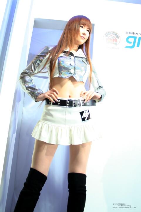 立木ゆりあ / glasspit stage -TOKYO AUTO SALON 2012-