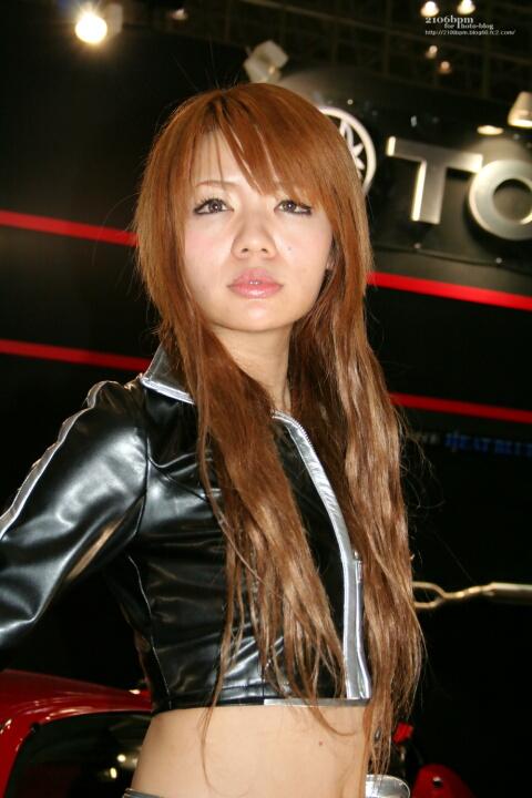 奥野奈緒 / TOMMYKAIRA JAPAN -TOKYO AUTO SALON 2012-