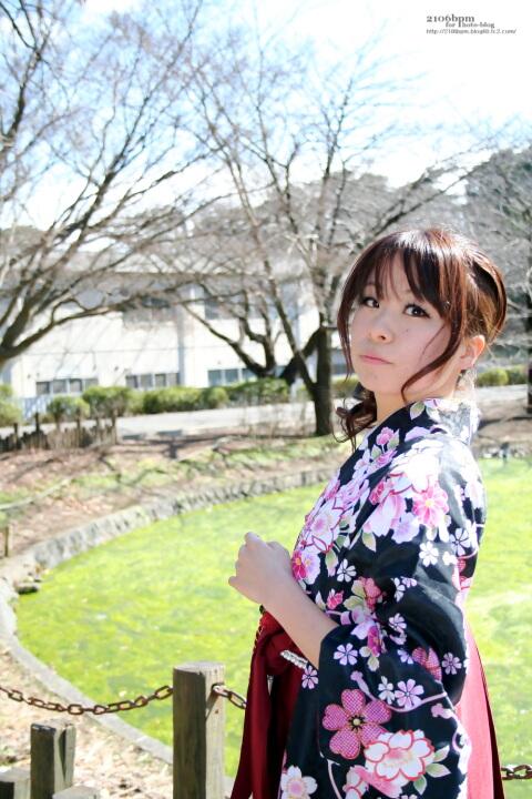 桜 青空(さくら おそら)@大宮公園(2012.03.12)