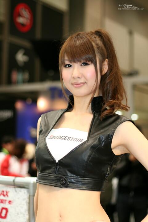 大空美生 / BRIDGESTONE -TOKYO MOTOR CYCLE SHOW 2012-