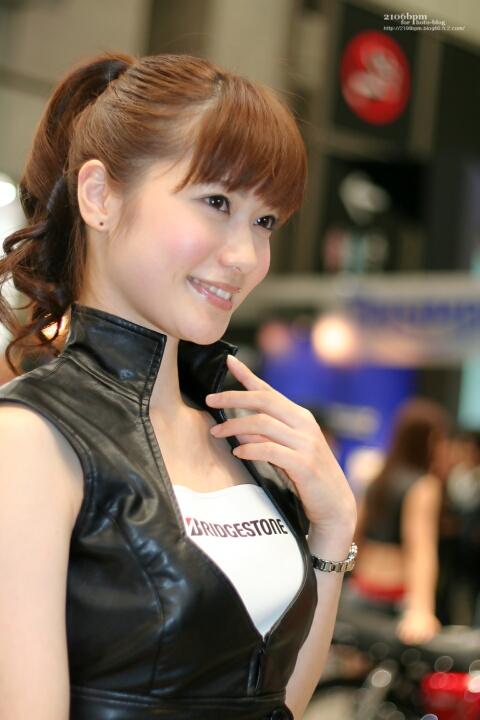 遠藤ゆきえ / BRIDGESTONE -TOKYO MOTOR CYCLE SHOW 2012-