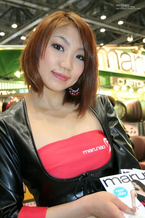 / marunao -TOKYO MOTOR CYCLE SHOW 2012-