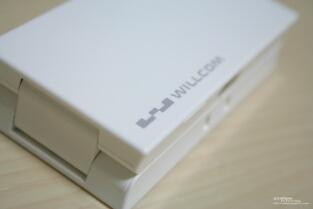 WILLCOM 9 White_01_s