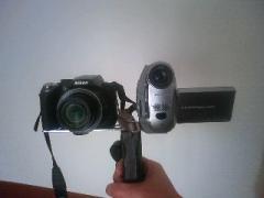 カメラ工作 001