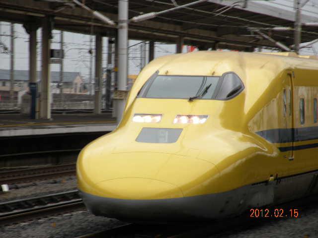黄色いのキター 004