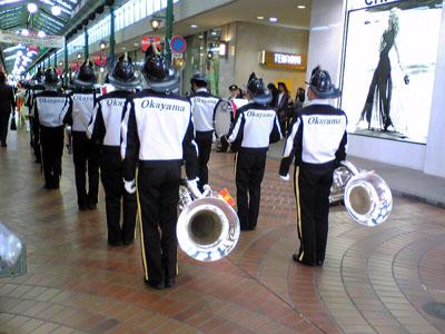 消防パレード