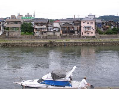 旭川京橋から