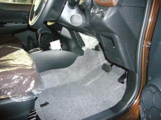 ヴィッツ 手動運転装置 ハンドコントロール 2