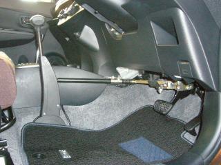 ヴィッツ 手動運転装置 ハンドコントロール 4