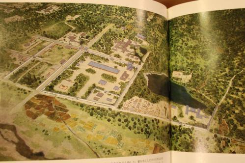 法住寺殿俯瞰図