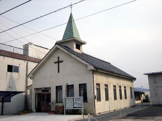 K554津山福音ルーテル教会