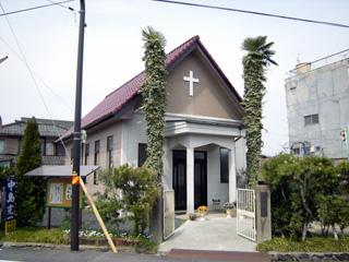 K555日本基督教団津山城西教会