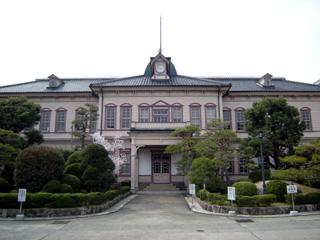 K561旧津山中学校本館