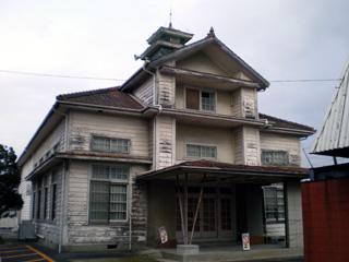 K581旧邑久中学校講堂