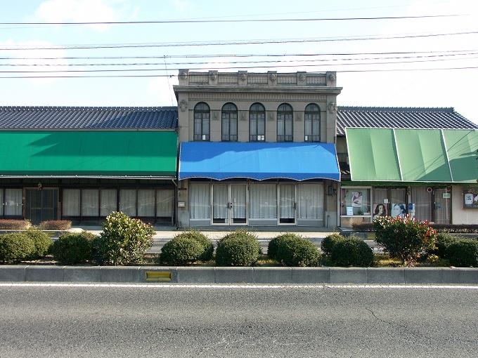 K586赤磐市店舗