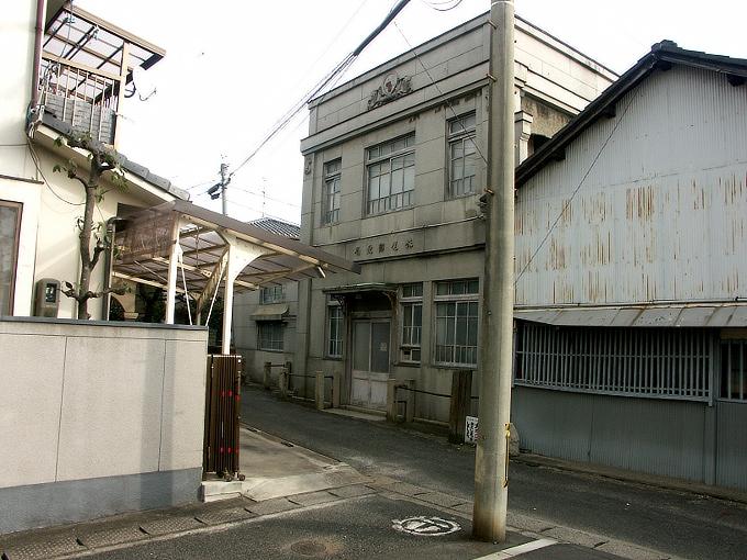 K588旧妹尾郵便局
