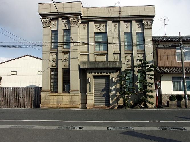 K593旧浅越商店社屋