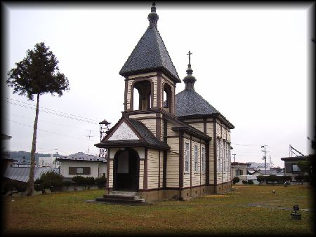 K632金成ハリストス正教会