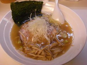 08072514燵家製麺・醤油らーめん