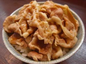 08081512やまと・セットミニ豚バラ丼