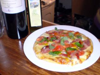 美味しそう♪ピザ