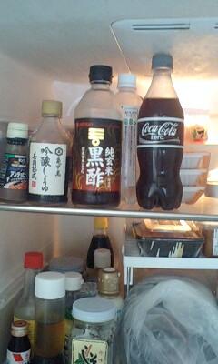 冷蔵庫ラベル表