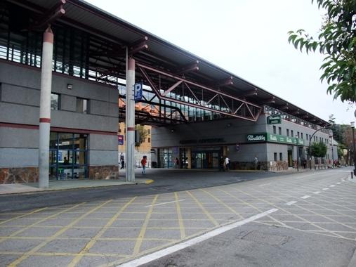 エルエスコリアルバスターミナル