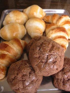ゴールデンウィークに焼いたパン