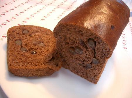 ヌクムク、豆パン