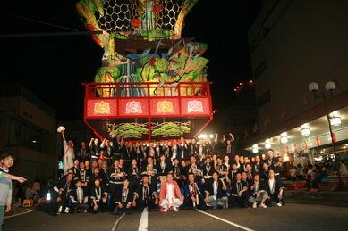 酒田祭り 070